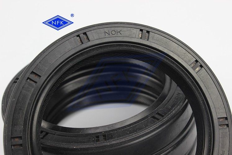 Dustproof Lip Rubber Oil Seal 6D108 Before Crankshaft Oil Seal AH3409-EO