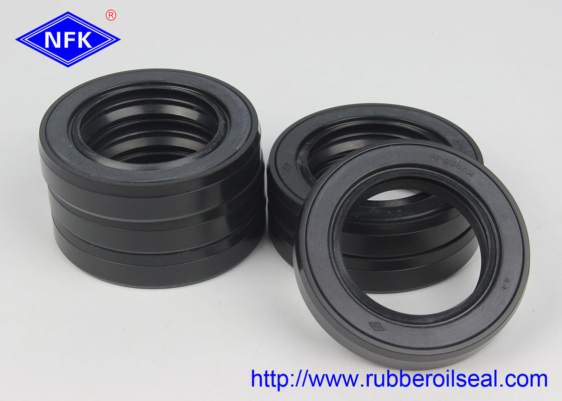 Hydraulic High Pressure Oil Seals , Pump Shaft Seal NBR Material AP1636-H0 TCV