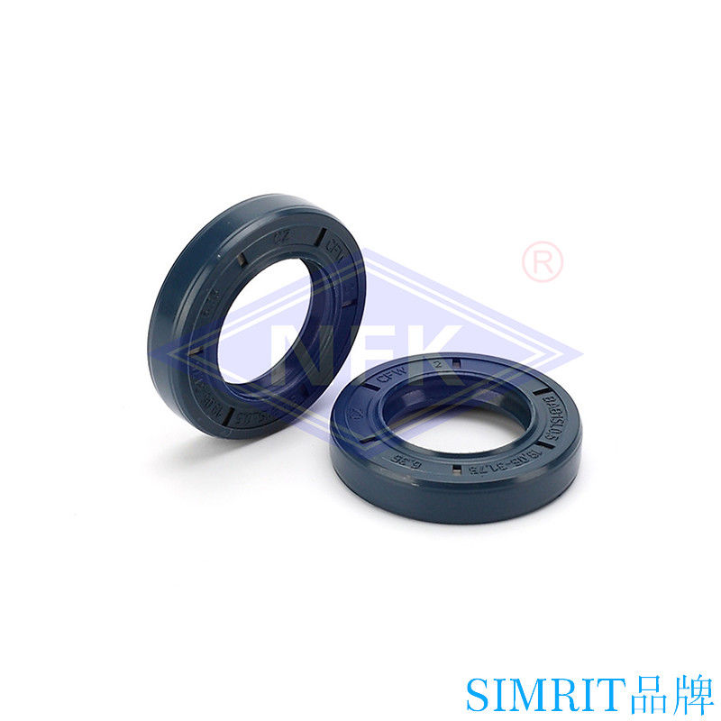FKM & NBR High Pressure Oil Seals With Dustproof Lip Wear Resistance 19.05*31.7*6.3